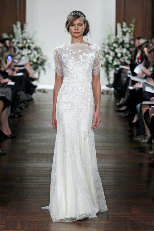 Jenny Packham 2013 Wedding Dresses | Junebug Weddings
