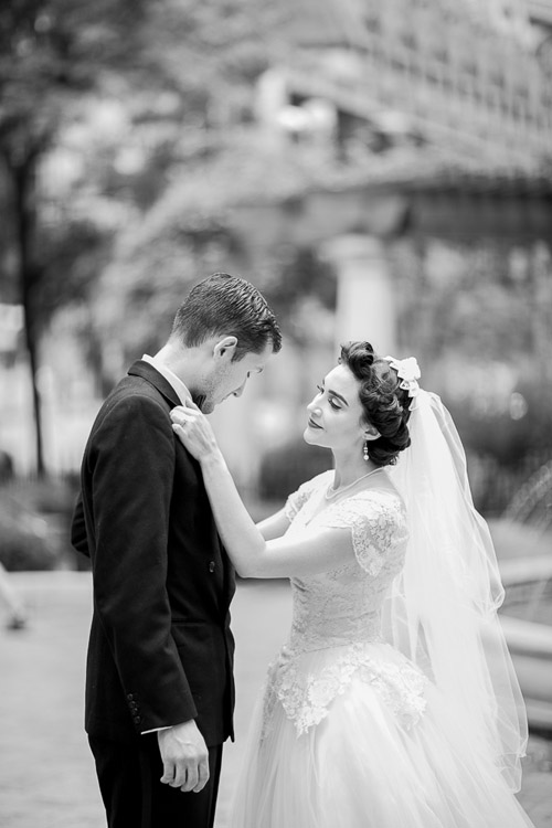 Best of the Best wedding photo by Emilia Schobeiri of Emilia Jane Photography | junebugweddings.com