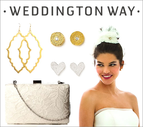 Junebug Holiday Giveaway - Weddington Way | junebugweddings.com