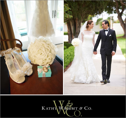 Composite rose bridal bouquet by Kathy Wright & Co. - photo by Barnett Photographics | junebugweddings.com