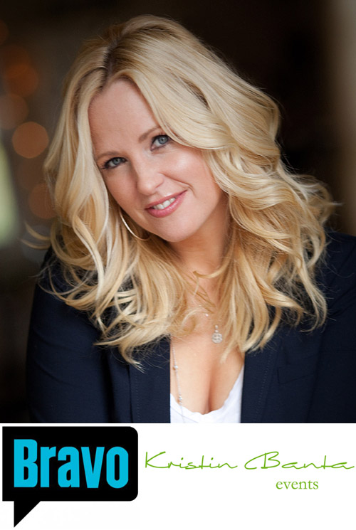 celebrity wedding planner and event designer Kristin Banta, in Bravo TV's The Ring Leader