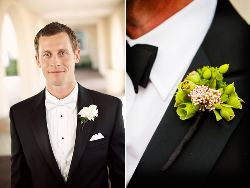 Wedding Boutonnieres - Photos by Adam Nyholt and Holland Photo Arts | Junebug Weddings