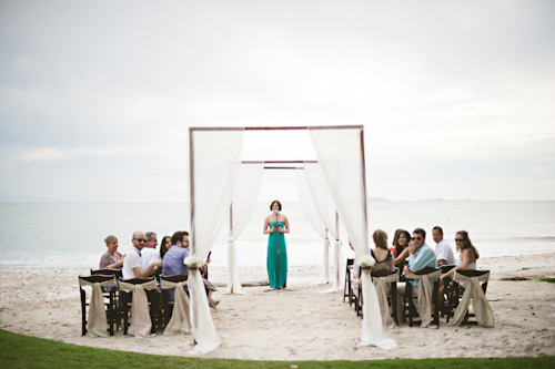Mexico destination wedding, photos by Jillian Mitchell Photography | junebugweddings.com