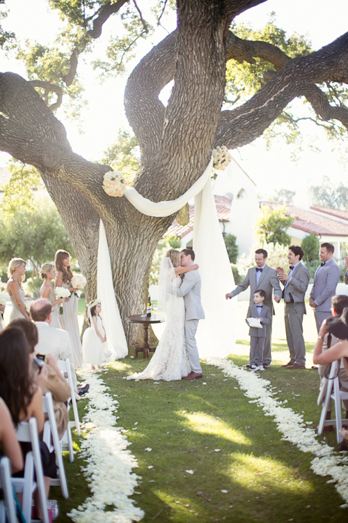 Modern Barn Wedding At The Ojai Valley Inn Spa Planning By Details Events