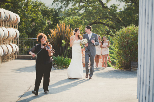 Northern California vineyard wedding, BR Cohn Winery - photos by Southern California wedding photographers EPlove Photography