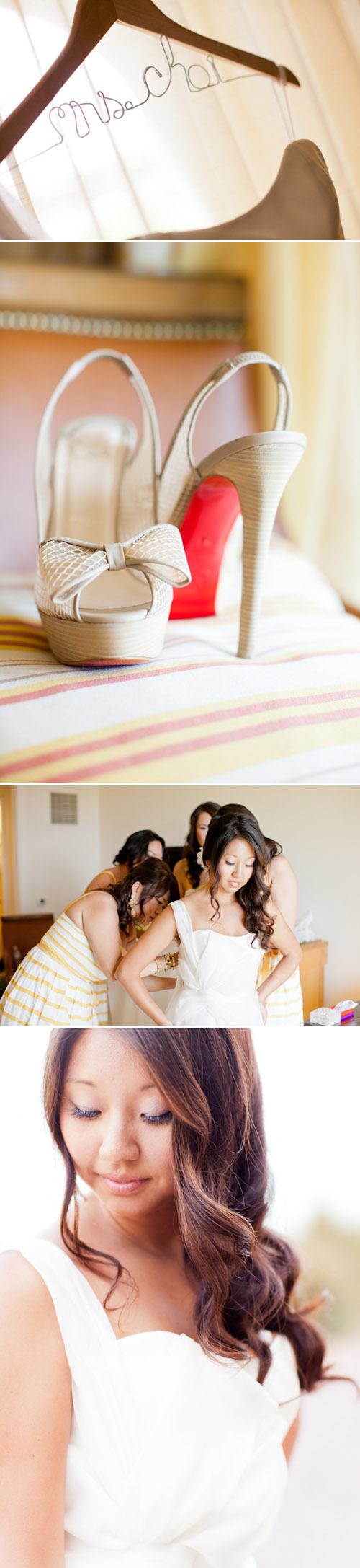 Anthropologie Inspired Wedding At Terranea Resort