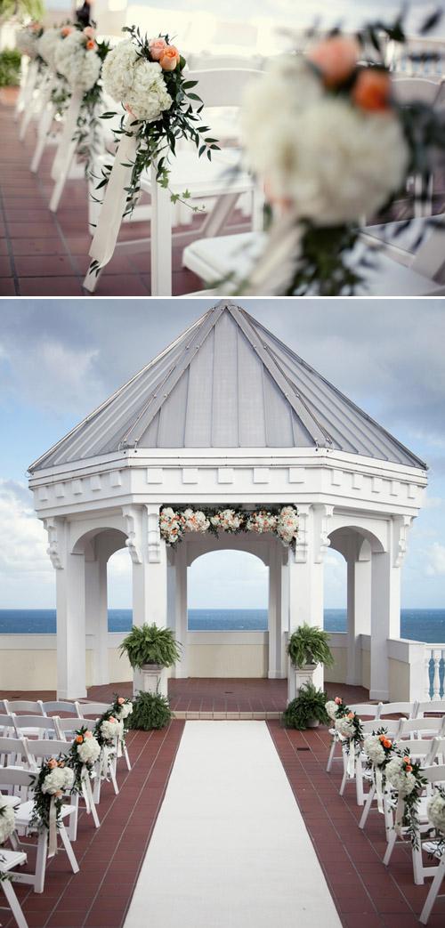 Destination Beach Wedding In Ft Lauderdale Fl Junebug