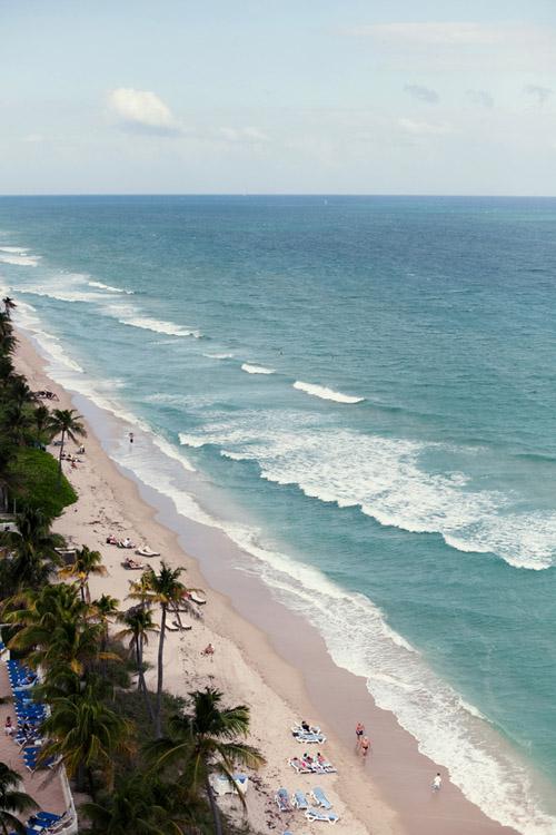 Elegant Beach Wedding At The Pelican Grand Resort Fort Lauderdale
