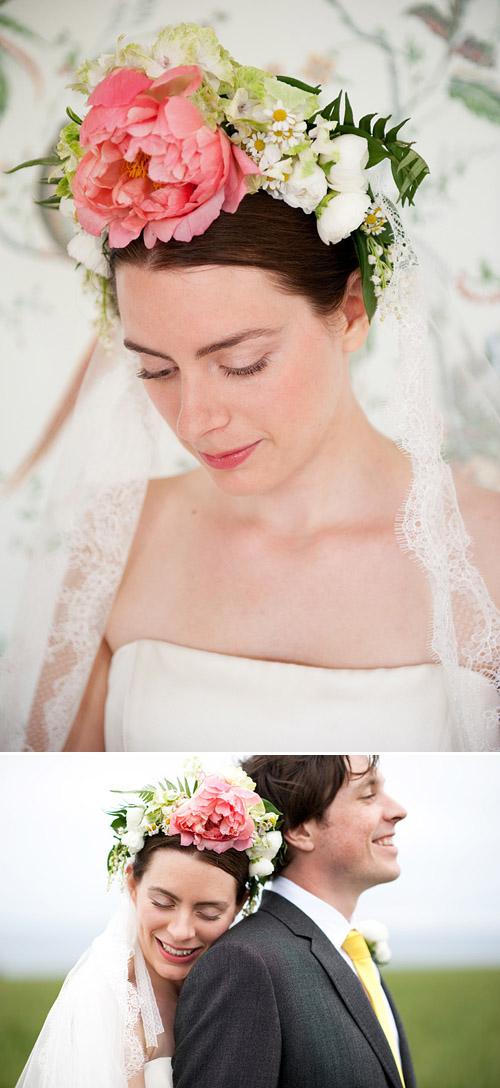 Wedding Flower Crown Suppliers : Romantic flower crowns twigss floral studio junebug