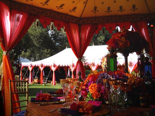 Distinctive Wedding Tenting