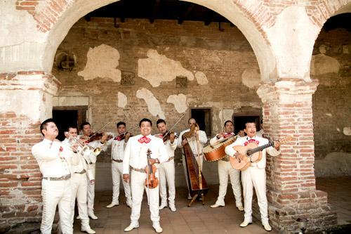 Cowboy Barbecue Wedding At Serra Chapel Mission San Juan Capistrano Rancho Viejo