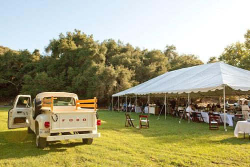 rustic wedding at rancho mission viejo ca junebug weddings