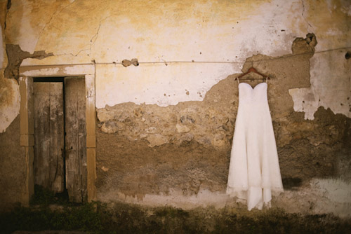Ivory Cream Greece Wedding Photos By John Bello