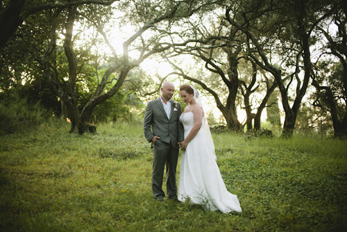 rustic wedding in Corfu, Greece inspired by rustic loval olive groves, photos by John Bello Photography