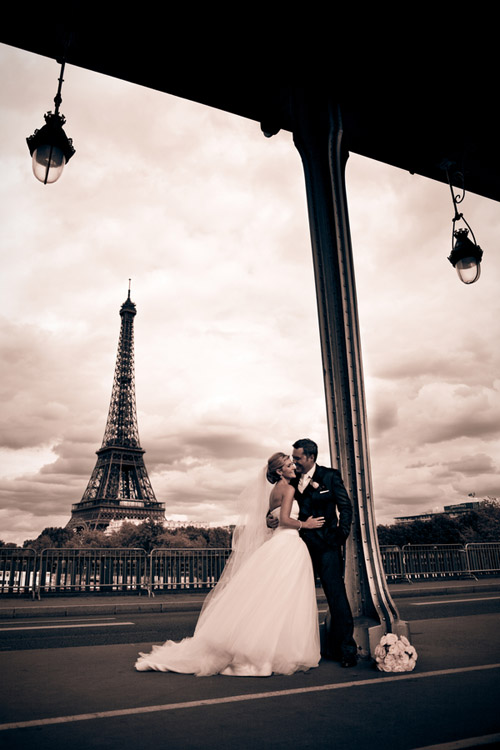 French wedding at Basilica of Sainte Clotilde, in Sainte Germain, Paris and Maison des Polytechniciens, planned by Fête in France, photos by K Hulet Photography