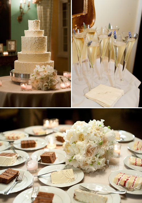 classic white wedding cake at william aiken house in charleston south carolina photography by