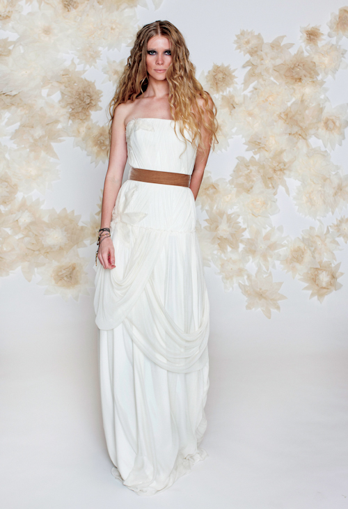 Wedding Dresses Fall 2013 Collection Tara LaTour Fall Wedding