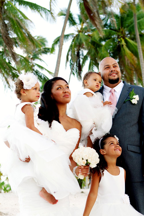 Joyful Dominican Republic Destination Wedding