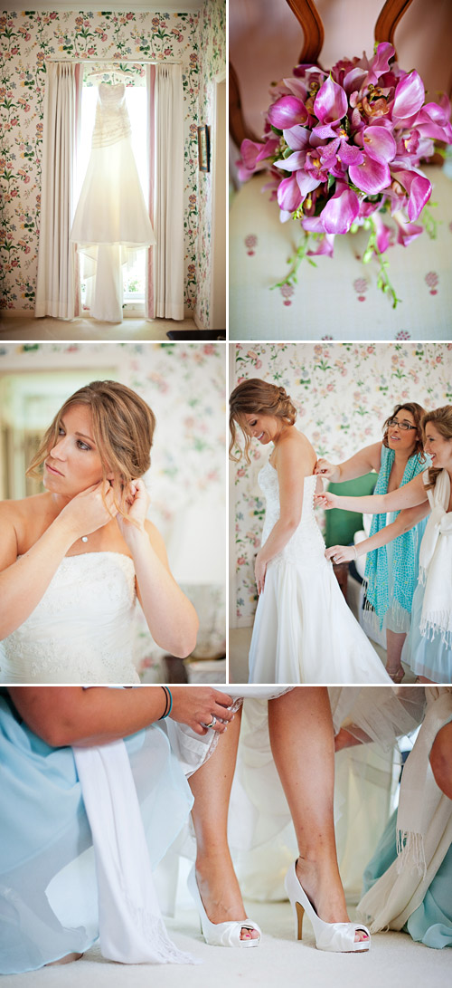 Elegant North Palm Beach Wedding, photos by Jennifer Weiss Photography | Junebug Weddings