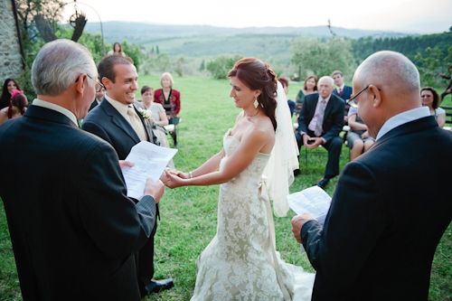 Tuscan Countryside Wedding - Rochelle Cheever