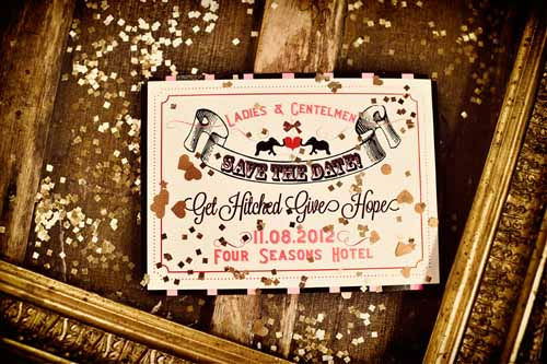 Circus Wedding Ideas For Get Hitched Give Hope