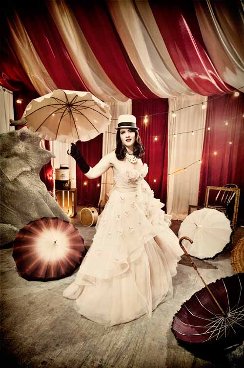wedding ideas and inspiration show circus wedding ideas for get hitched give junebug 28055