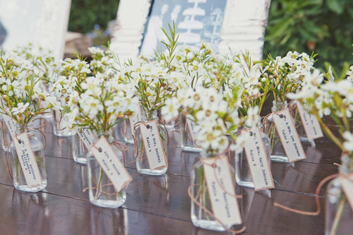 Vintage Inspired Garden Wedding In Arizona Junebug Weddings