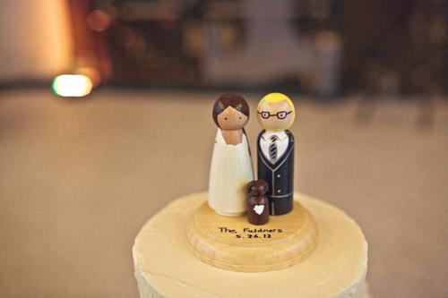 Vintage Inspired Wisconsin Wedding
