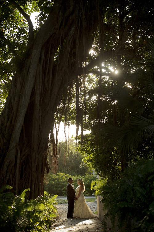 Gardens By Maria: Vizcaya Museum And Garden Wedding