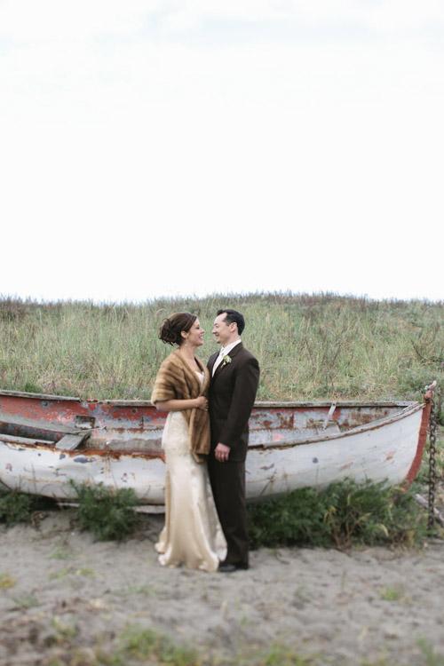 Washington Wedding In Port Townsend
