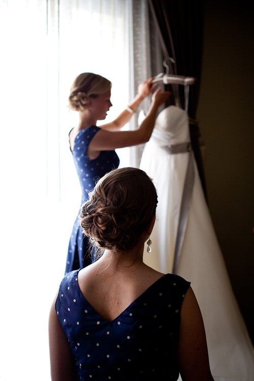 Beautiful Wedding Dress - photo by La Vie Photography | Junebug Weddings