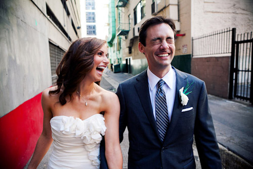 wedding photo by Callaway Gable Photography | via junebugweddings.com
