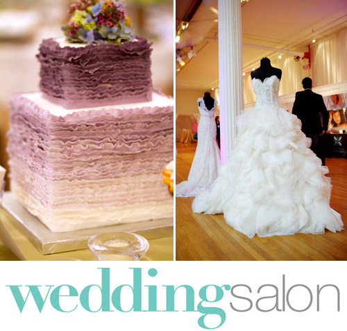 Wedding Salon NYC, Nov. 5 | junebugweddings.com