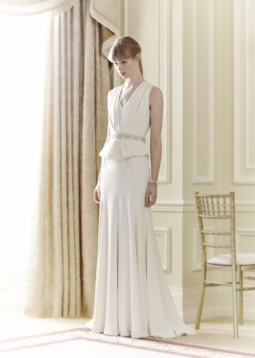 Wedding dresses by jenny packham spring collection for Jenny packham wedding dresses 2013