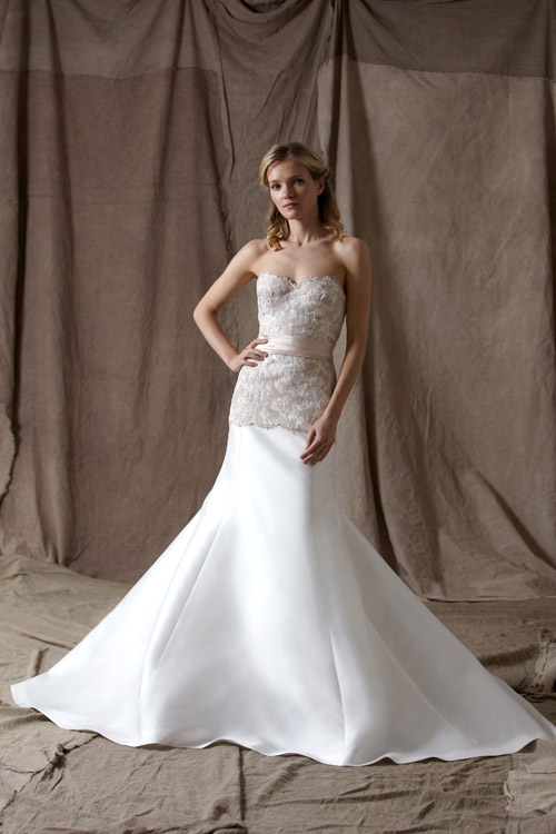 wedding dresses by lela rose 2014 bridal collection junebug weddings