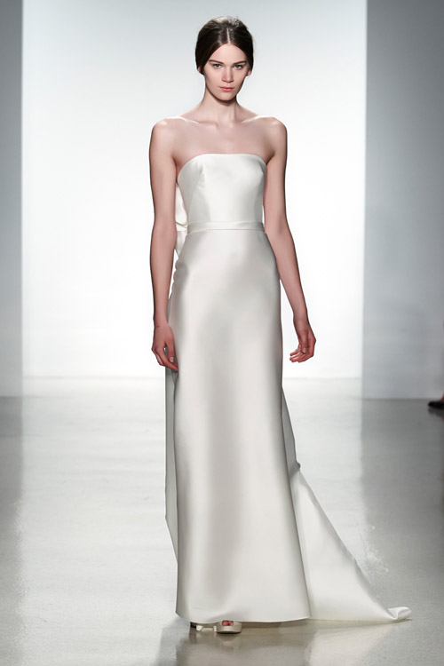 Amsale Fall 2014 Bridesmaid Dresses Amsale wedding dress from the