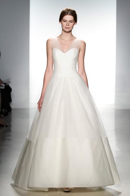 Wedding Dresses Amsale Spring Bridal Collection | Junebug Weddings