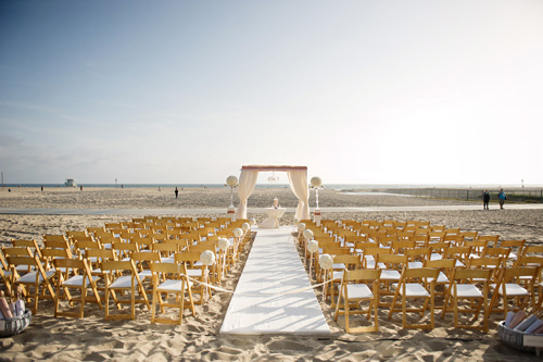 Santa Monica Beach Wedding At Casa Del Mar Junebug Weddings