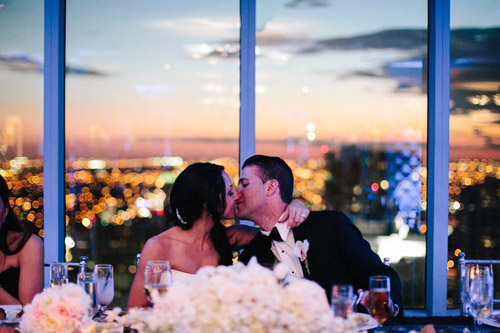 Modern and Chic Miami Wedding at the Viceroy Hotel Junebug Weddings