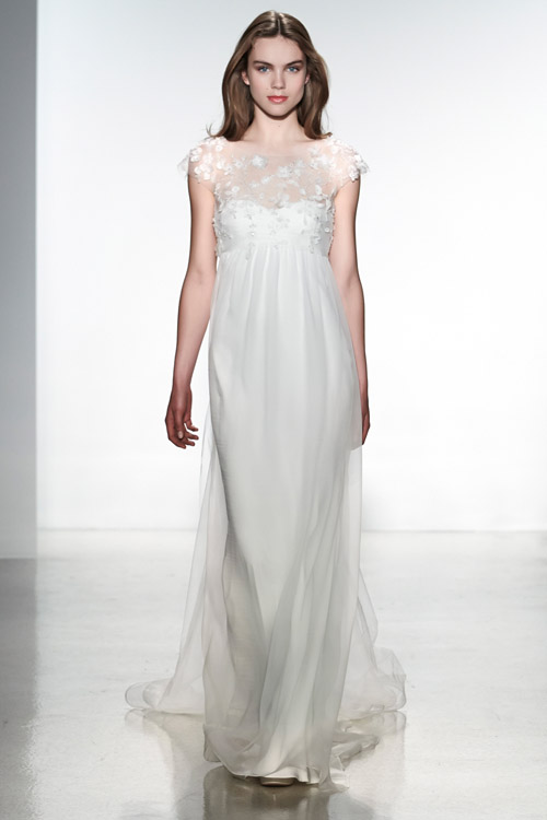 Wedding Dresses By Christos Spring 2014 Collection