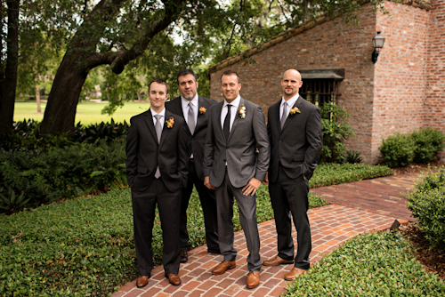 C Gold And Grey Wedding At Casa Feliz In Florida Photos By Kristen