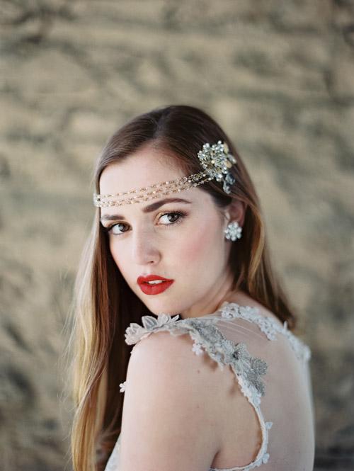 حصرى بالصور جديد اكسسوارات شعر العروسة الساحرة