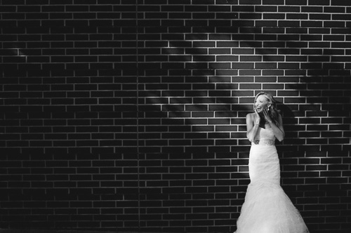 Gorgeous bride photo by Adam Nyholt via Junebug Weddings | junebugweddings.com