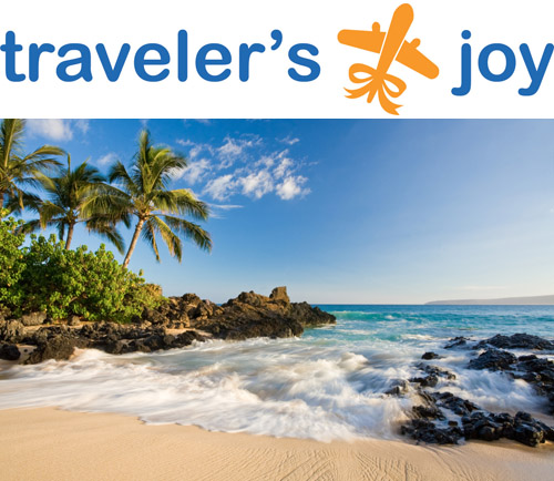 Traveler's Joy - honeymoon wedding registry | via junebugweddings.com