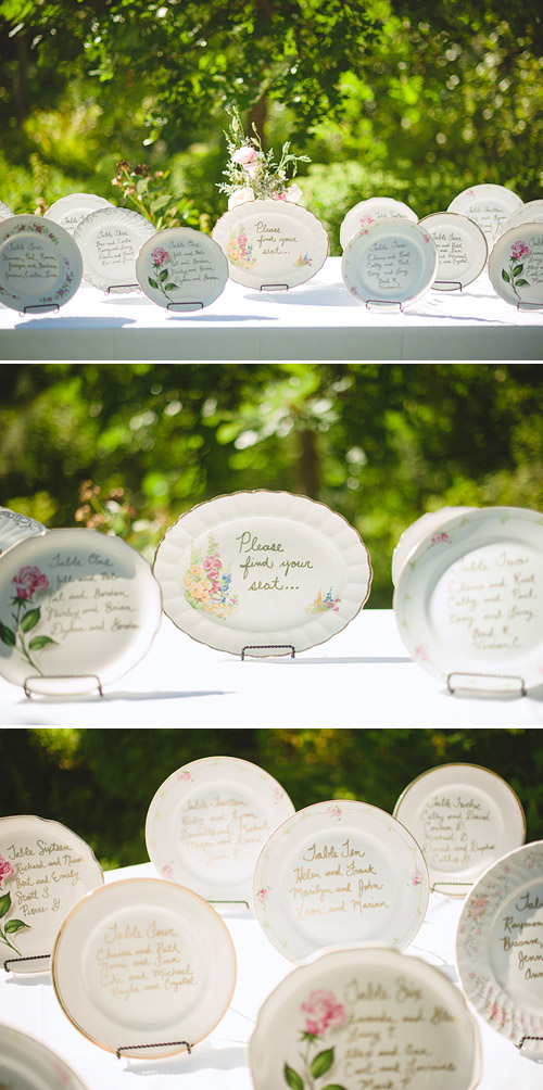 summer wedding at Linden Gardens in British Columbia with photos by Nordica Photography | junebugweddings.com