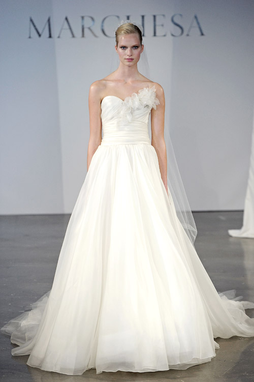 wedding dresses by marchesa spring 2014 collection junebug weddings