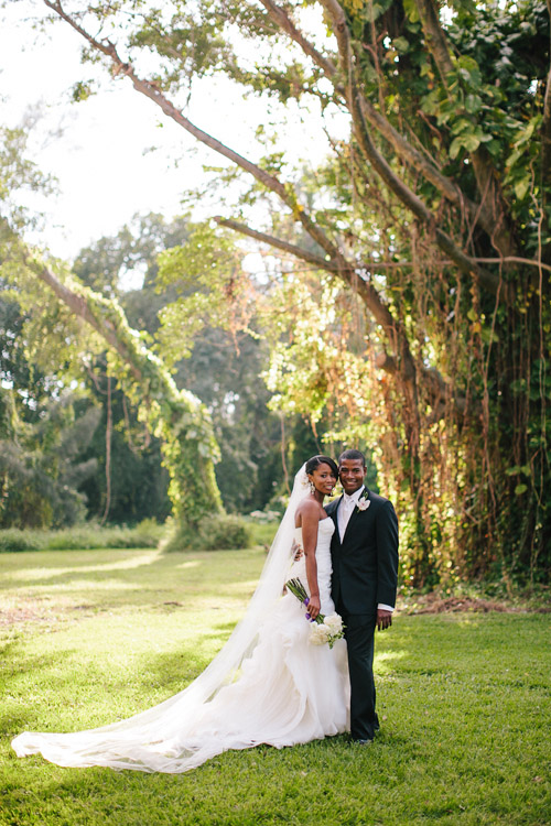 Oh What A Wedding I Cant Get Over The Rich Romantic Atmosphere Of Miami Floridas Ancient Spanish Monastery Where Couple Veneca And Jean Chose To Host