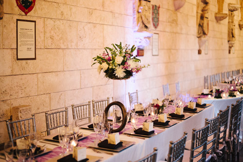 Outdoor Miami Wedding At The Ancient Spanish Monastery Photos By Becca Borge Junebugweddings