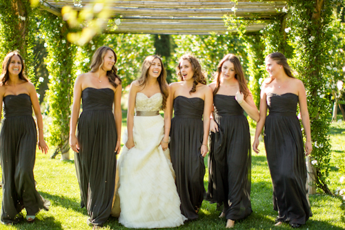 Montecito Country Club wedding from Mike Larson, Estate Wedding Photographer | junebugweddings.com