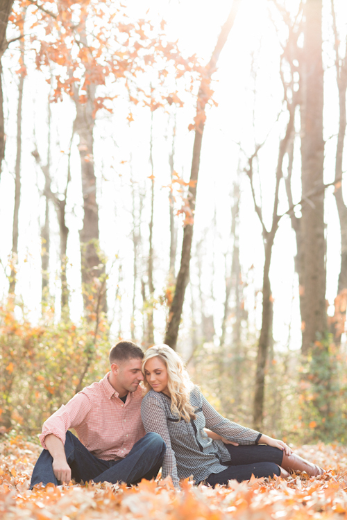 sweet engagement photo shoot at airport, photos by Jesse Daniels Photography | junebugweddings.com